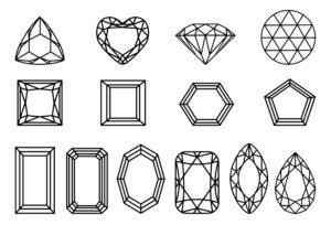 Diamond faceting