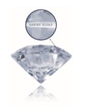 Diamond inscriptions boost customer confidence