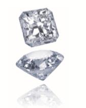Finishing the polished diamond Sarine