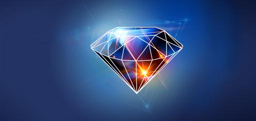 Why do diamond sparkle_blog