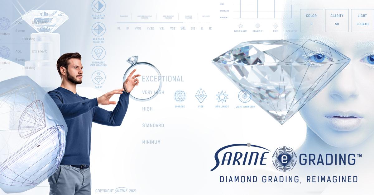 AI-based diamond grading